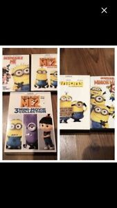 Despicable Me/Minion Movie Dvds