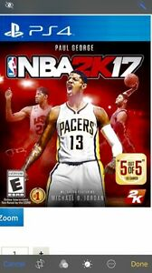 NBA17 for PlayStation 4