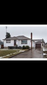 HOUSE FOR RENT - NORTH END NIAGARA FALLS