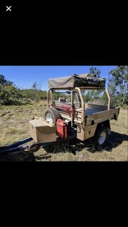 Off-road Camper Trailer SWAP for a Boat/quad  Beaudesert Ipswich South Preview