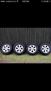 "TOYOTA KLUGER HILUX PRADO RAV4 17"" TYRES FOR SALE 4x4 Campbelltown Campbelltown Area Preview"