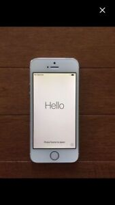 iPhone 5s 16gb UNLOCKED and in perfect condition