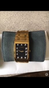 Wittnauer gold watch
