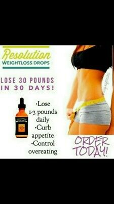 Iaso Resolution Diet Drops  Tlc Weight Loss Energy Metabolism Super Day Sale
