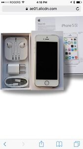 Brand new condition iPhone 5S