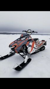 Polaris Assault Rmk 155 2015 800