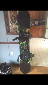 K2 Snowboard and equipment