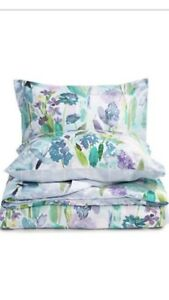"Beautiful king size ""bluebellegrey"" brand Duvet cover and shams"