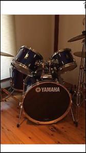 Yamaha Rydeen 5 piece drum kit Terrey Hills Warringah Area Preview