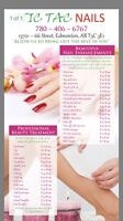 Nail Aesthetician Wanted