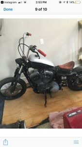 2010 Harley Davidson custom