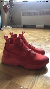 on sale dcb5f cdca2 Red Nike Air huarache