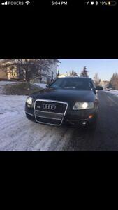 Audi A6 Quattro fully loaded