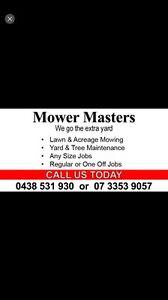 Mower Masters Samford Village Brisbane North West Preview