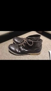 Men's UGGs Leather Ankle boots