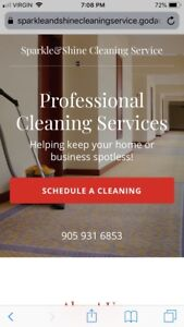 Sparkle&Shine Cleaning services