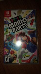 Super Mario Party *SWITCH*