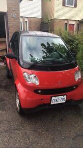 Lady Driven 05 SmartCar Fortwo Diesel Certified