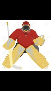 Ball hockey goalie looking for games
