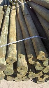 Looking For 6-8Ft Telephone poles or posts