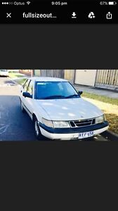 SAAB 900S 1996 Brunswick West Moreland Area Preview