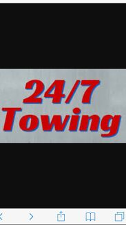 24/7 TOWING TOW TRUCK SERVICE O4O3717444