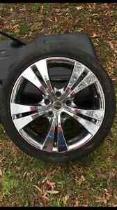 18 inch ROH chrome commodore international rims Chelsea Heights Kingston Area Preview