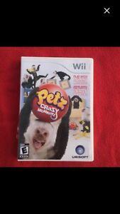 Wii Game - Petz Crazy Monkeyz