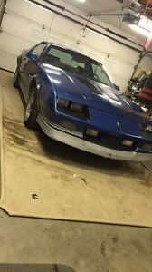 (Reduced) 1986 Camaro Z28