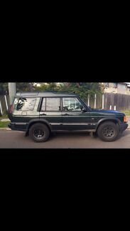 1999 Landrover ES Discovery V8 Oakhurst Blacktown Area Preview