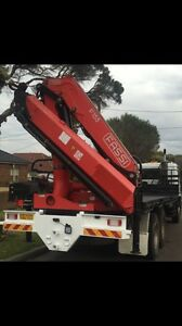 ***MUST SELL - GOING OVERSEAS*** Mitsubishi 12 Tonne Crane Truck Roselands Canterbury Area Preview