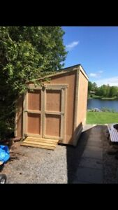 Quality built garden sheds/ baby barns built on site in a day!