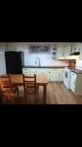 RENOVATED - 2 bdrm, 1 bath, bsmt suite $1,100