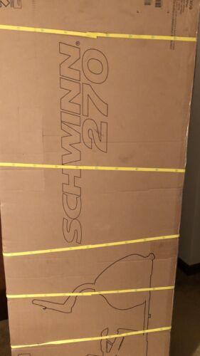 Schwinn Fitness 270 Recumbent Bike-Brand New in Box-