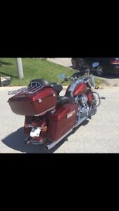 Harley tour pack