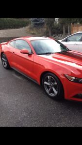 2017 Ford Mustang 4cyl