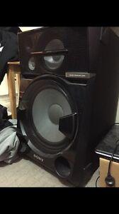 Sony speakers (Shake77) Lake Grace Lake Grace Area Preview