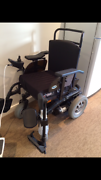 Electric wheel chair Fairy Meadow Wollongong Area Preview