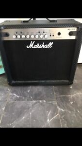 REDUCED Marshall amp mint condition $300. Obo