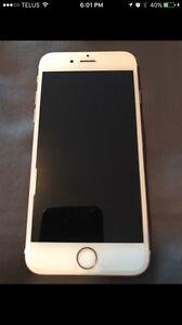 TELUS/KOODO IPhone 6S Rose Gold 128gb LIKE NEW !!!