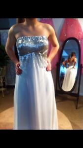 Prom dress for sale, size 4