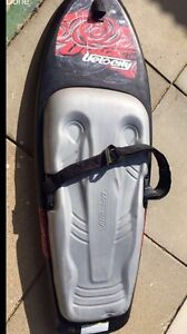 Great condition Velocity kneeboard for towing behind boat or jetski Marangaroo Wanneroo Area Preview