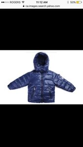 Authentic Moncler for kids