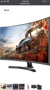 Looking for a Curved Monitor
