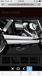 Vance and Hines pipes