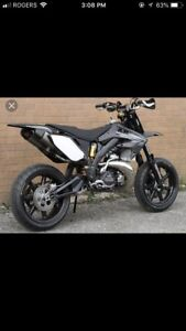 Looking for supermoto