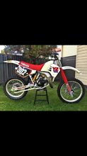YZ125 VMX 1987 Newcastle West Newcastle Area Preview
