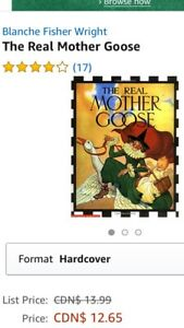 The Real Mother Goose Anniversary Edition
