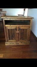 Recycled timber display cabinet or TV cabinet Woolooware Sutherland Area Preview