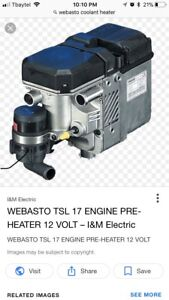Looking for Webasto coolant heater